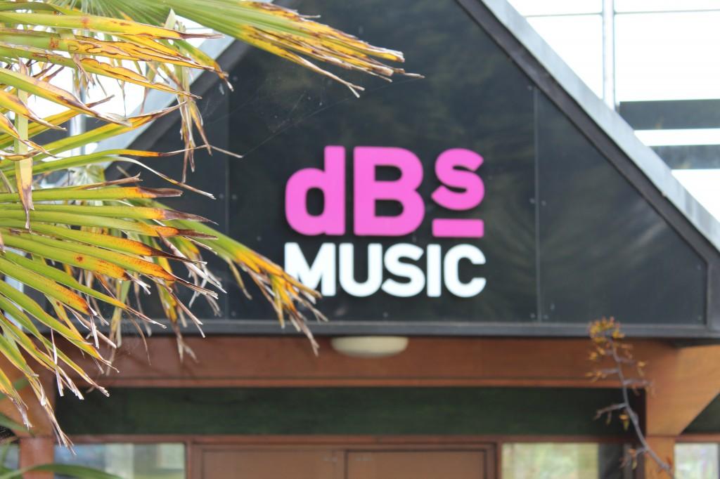 dBs Music exterior