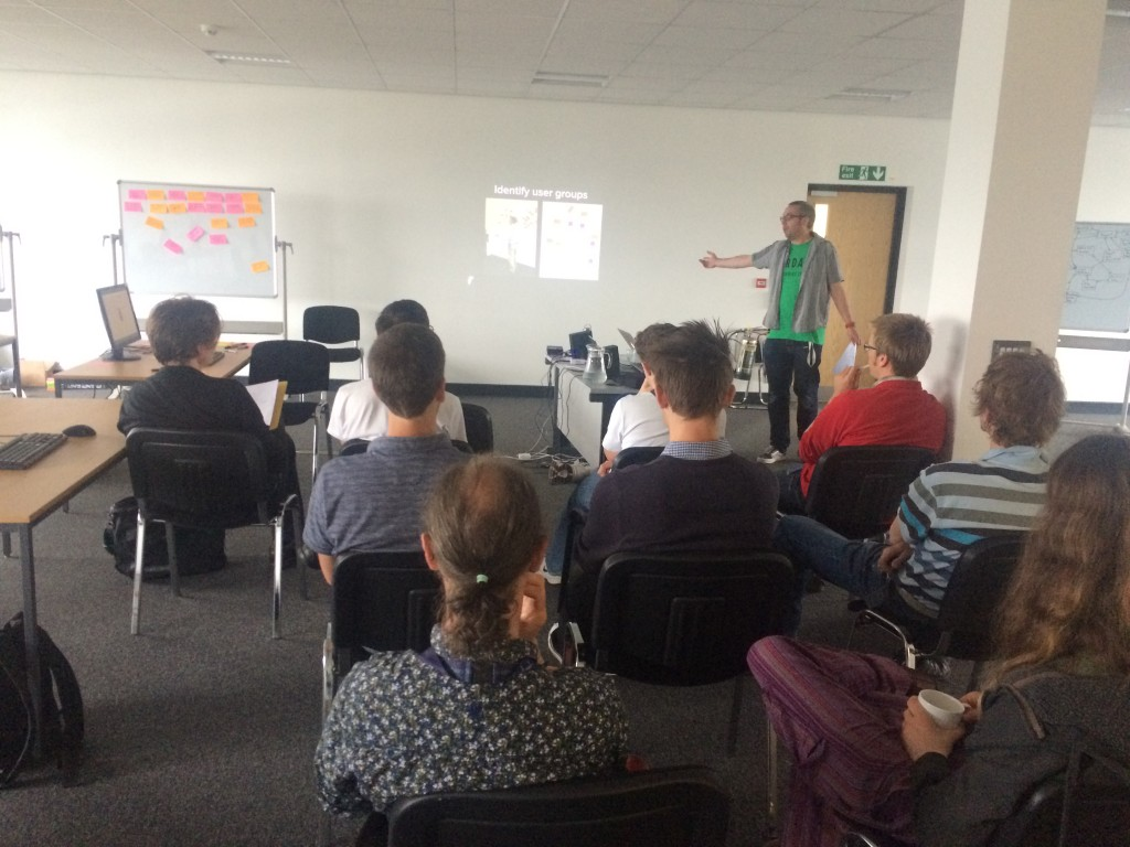 Agile Summer Huddle 2015